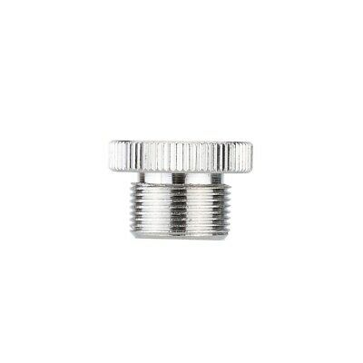 "5/8"" Male to 3/8"" Female Microphone Mic Stand Adapter Thread Screw"