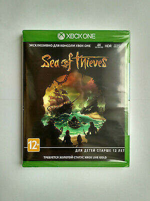Sea of Thieves Microsoft Xbox One Brand New Factory Sealed