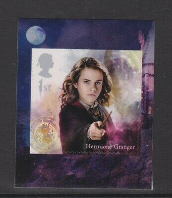 Gb Mnh Stamp 2018 Qeii Harry Potter Hermione Granger S/A Ex Booklet Stamp