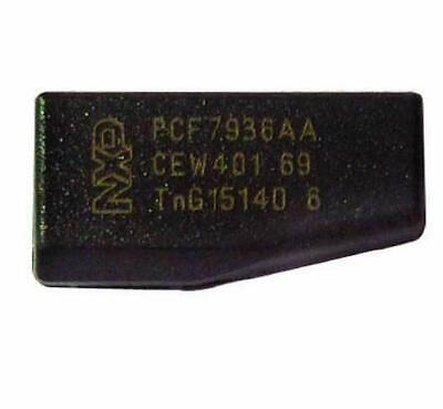 1xSt. ID46 PCF7936AA Crypto Transponder Chip Wegfahrsperre Unprogrammiert /23A/
