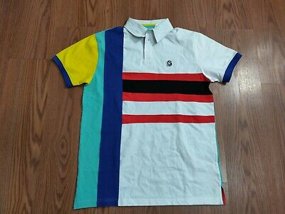 NWT Billionaire Boys Club PS ss Polo shirt size small multi color msrp $110