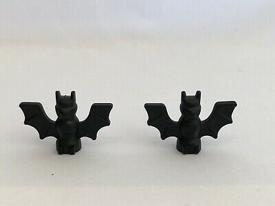 BLACK x 2 A1 Animal Bat 30103 LEGO