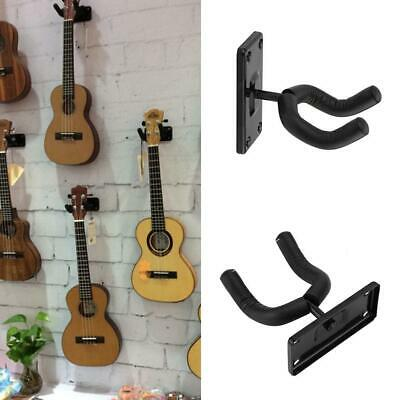 Guitar Hanger Adjustable Wall Mount Display Bracket Hook Holder Bass Stands Fast