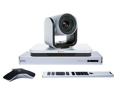 Polycom Group 300  Video Conferencing System Eagle Eye MPTZ-10 Camera