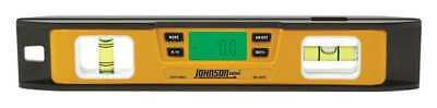 Johnson 10 in Electronic Digital Torpedo Level 1457-1000 Hand Measure Tool