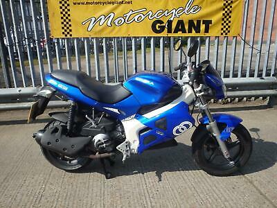 Gilera DNA 180cc  2001  Only 1,200 Miles, Amazing / showroom Condition