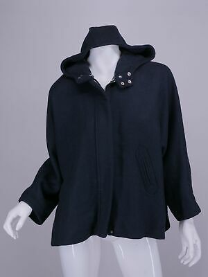 Zara Girls Casual Collection Size 11/12 Girl's Navy Zip Up Softshell Jacket