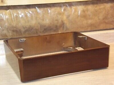 Empire 208 498 398 298 & MORE Turntable Wood Plinth Base  Check Pictures Used