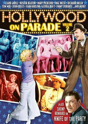 Hollywood on Parade, Volume 2 NEW DVD