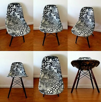 """1 MODERNICA X SHEPARD FAIREY Eames Chair """"BEYOND THE STREETS"""" LIMITED ED 500"""