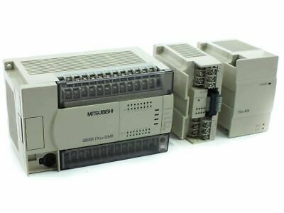 Mitsubishi FX2N-32MR-ES/UL Computer Interface with FX2N-8EYR, FX2N-4DA Modules