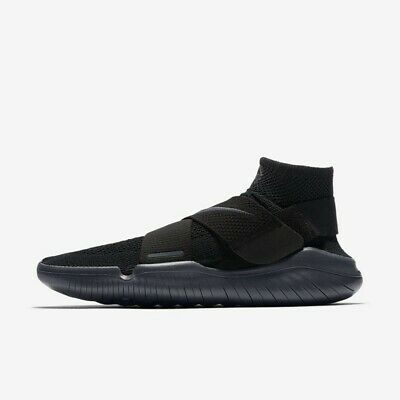 3c35b3215d86 Nike Free RN Motion Flyknit 2018 Black Anthracite 942840-002 Men s Running  Shoes
