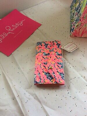 Lilly Pulitzer - Sunglasses Case - Coco Coral Crab
