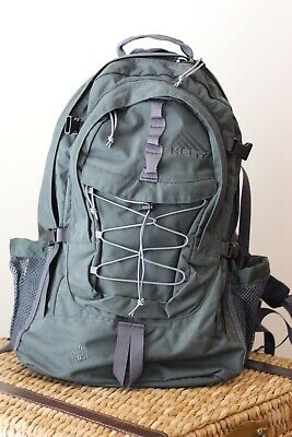 Map 3500.Kelty Map 3500 Ocean Grey 3 Day Assault Pack New Old Inventory No Tags