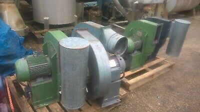 Industrial centrifugal Duct Extractor fan