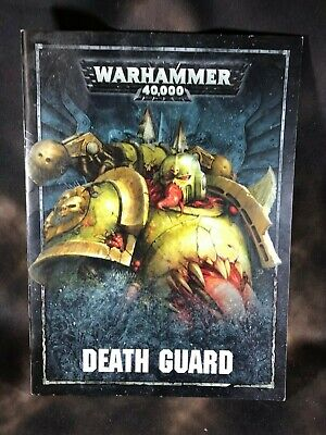 Warhammer 40k Dark Imperium Death Guard Book