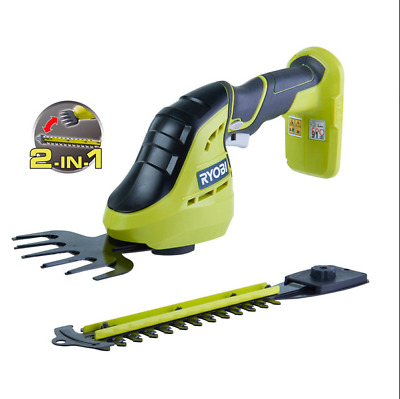 Ryobi OGS1822 ONE+ 18v Cordless 2 in 1 Grass Shear & Shrubber No Battery/Charger