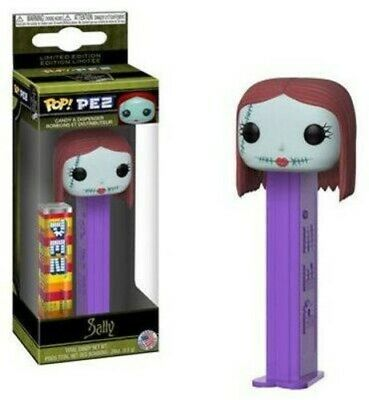 Funko Pop! Pez: - Nightmare Before Christmas - Sally 889698 (Toy Used Very Good)