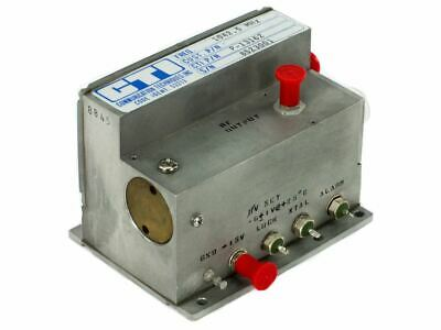 RF & Microwave Pass Filters, Signal Sources & Conditioning