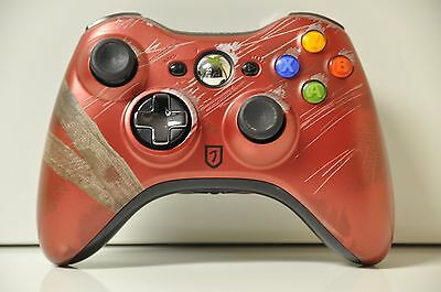 OEM Official Genuine Microsoft xbox 360 Wireless Controller Tomb Raider Edition