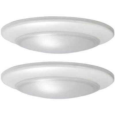 NEW PROJECT SOURCE LED Flushmount Ceiling Fixtures (BOX OF 2) 7 4