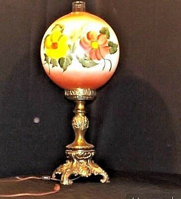 Antique Lamp with Globe AB 343