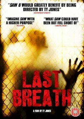 Last Breath [DVD], Good DVD, Mandy Bannon, James Brink, Jeff East, Ty Jones