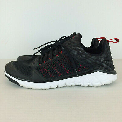 premium selection 45931 1edb2 Nike Jordan Flight Flex Trainer Shoes Black 654268-002 sz Men 11.5