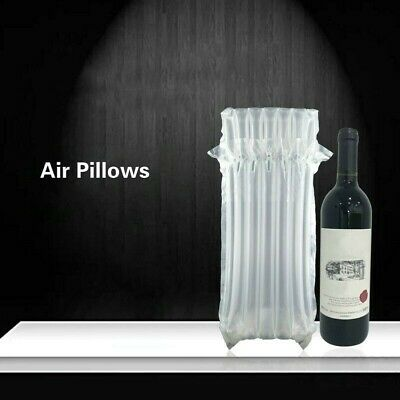 10X Inflatable Air Packaging Pillows Cushions Void Fill Packing Bags Wine Bottle