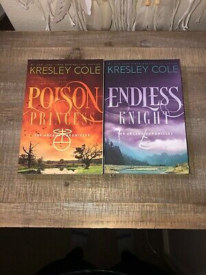 Poison Princess Kresley Cole Epub