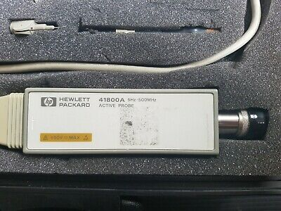 HP 41800A Active Probe, 5 Hz to 500 MHz