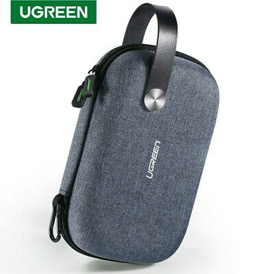 Ugreen Travel Case Gadget Bag Electronic Accessories Organizer Storage Box Pouch