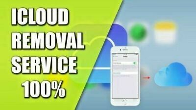 iPHONE/IPAD iCloud Unlock REMOVAL Service iPhone 4-XS MAX  (10 MINUTES-3 DAYS)!