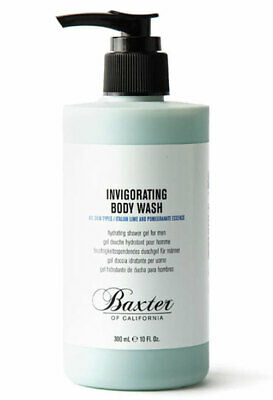 Baxter of California Invigorating Body Wash Lime and Pomegranate 300ml