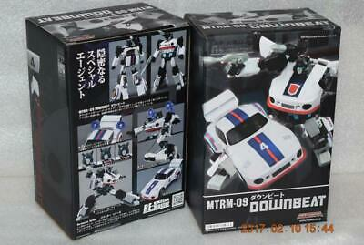 Transformers Maketoys MT JAZZ Sir MTRM-09 G1 Animation Model MP instock MISB