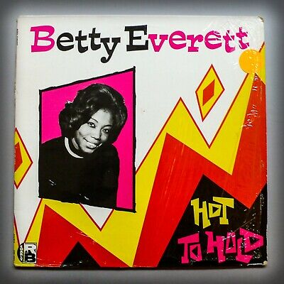 BETTY EVERETT Hot To Hold UK IMPORT FROM 80-HER B SIDES ALONG WITH HER BIG HITS