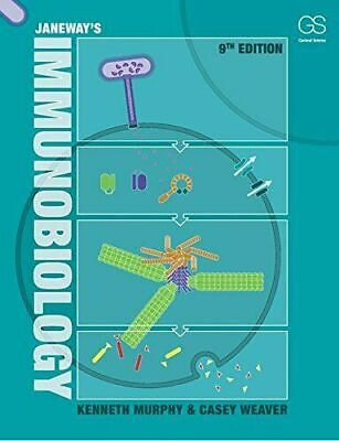 P.D.F Janeway's Immunobiology 9th Edition by Kenneth Murphy Fast Email Delivery