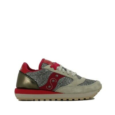 Saucony Jazz Sparkle Limited Edition Donna Oro Arancione