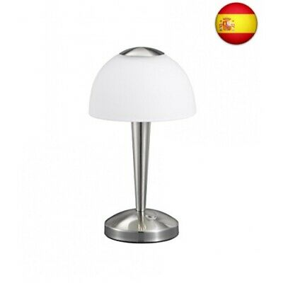 Trio Lighting Sobremesas y lámparas de pie, 5 W, Níquel mate      (Níquel Mate)