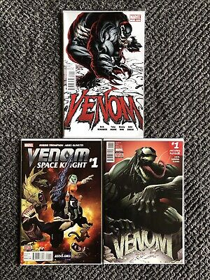 Venom #1 - Marvel Comics - 2011 - 2016 - Space Knight