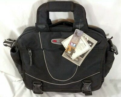 High Sierra 3-In-1 A.T.Gear Backpack Laptop Carry On Computer Attache AT242 NOS