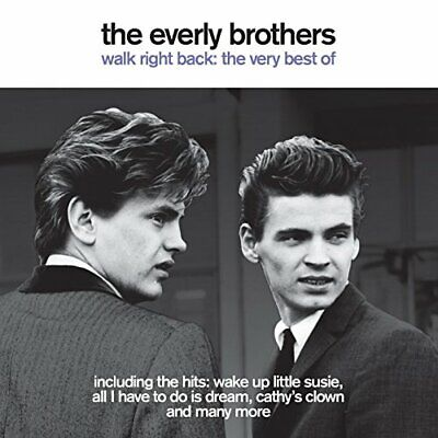 Everly Brothers - The Everly Brothers  Walk Right Back  The Very Best of [CD]