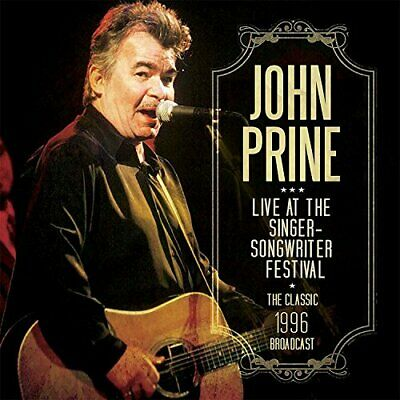 John Prine - Live At The Singer Songwriter Festical [CD]