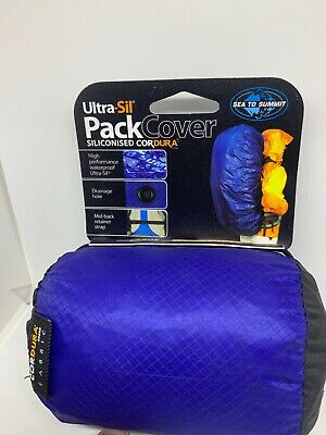 Sea to Summit Ultra-Sil Pack Cover Lge Blue