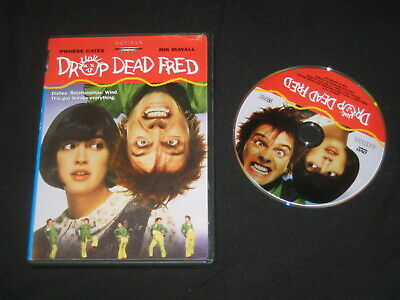 Drop Dead Fred (DVD)  Phoebe Cates Official Region 1 USA Release