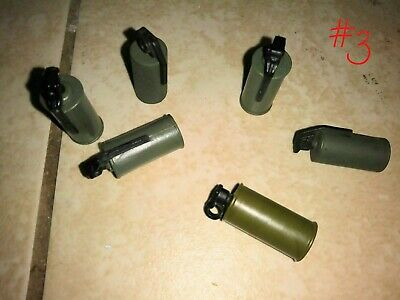 1/6 SCALE PROP Smoke Grenades lot of 6 for 12