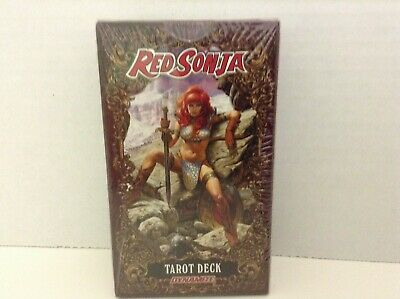 Dynamite Entertainment - RED SONJA TAROT CARD SET