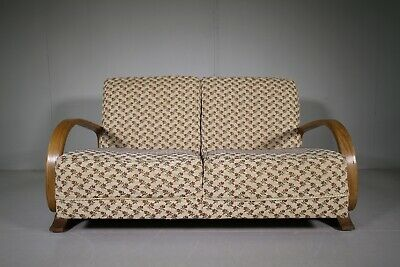 Heals of London 1930's Two Seater Sofa/Settee