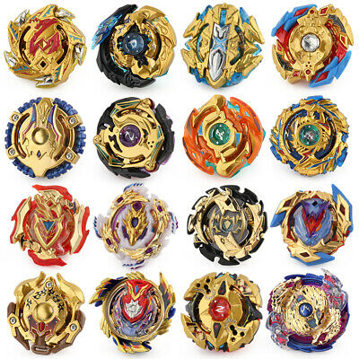 Gold Series Beyblade Burst Toy B-131 B-129 B-127 -Beyblade Only Without Launcher