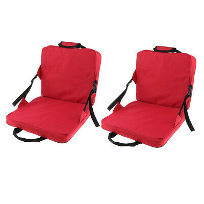 2PCS Moisture Proof Rocking Chair Cushions Back Seat Cushion Outdoor Home